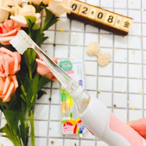 《家里有宝》电动牙刷可以有٩̋(๑˃́ꇴ˂̀๑)