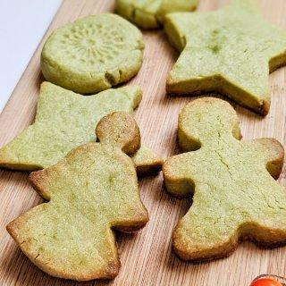 媲美珍妮的黄油曲奇 | 圣诞零食...