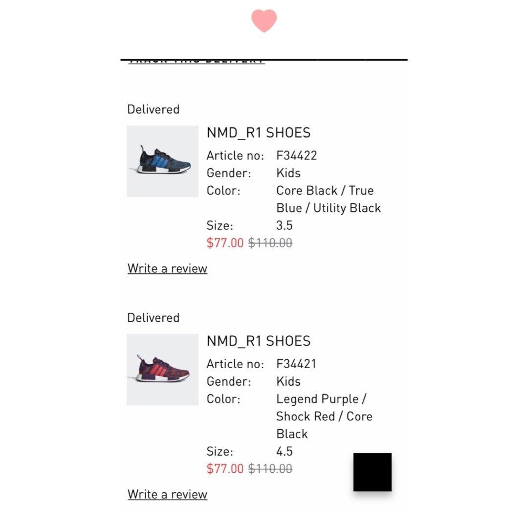 【亲子款】Adidas运动鞋👟