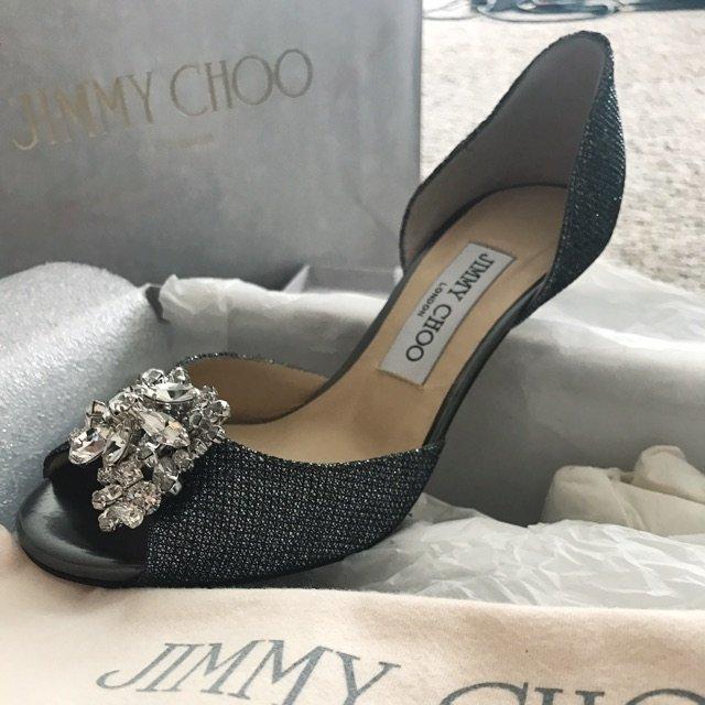 水晶鞋 漂亮哈哈