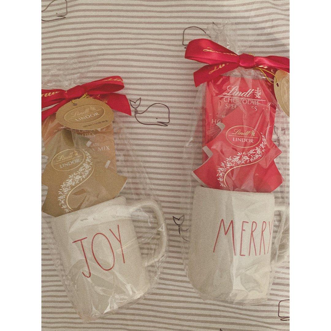超适合当圣诞礼物的巧克力小套装🍫