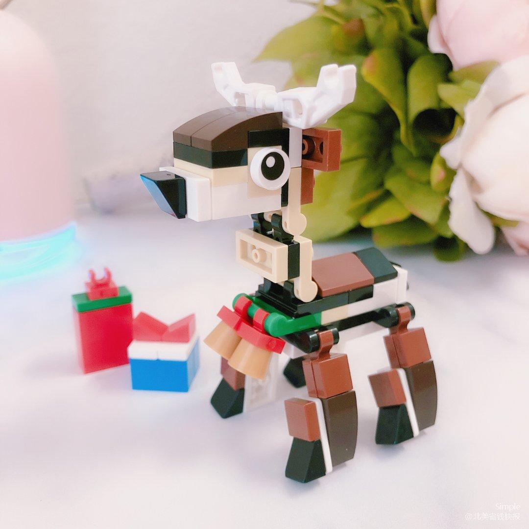 Lego赠品小麋鹿🦌