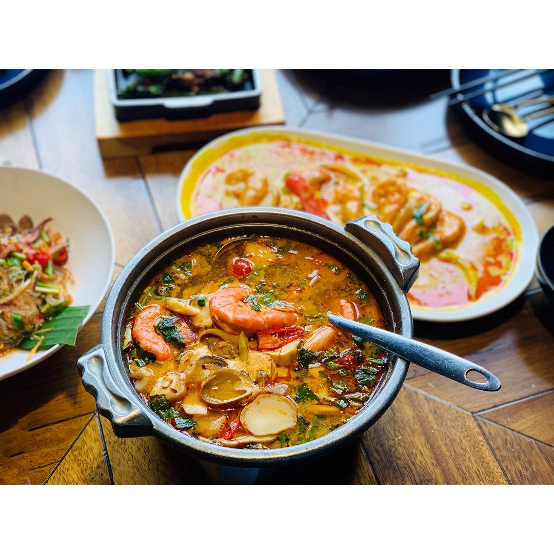美食分享 | 生日聚餐吃了久违的泰国美食