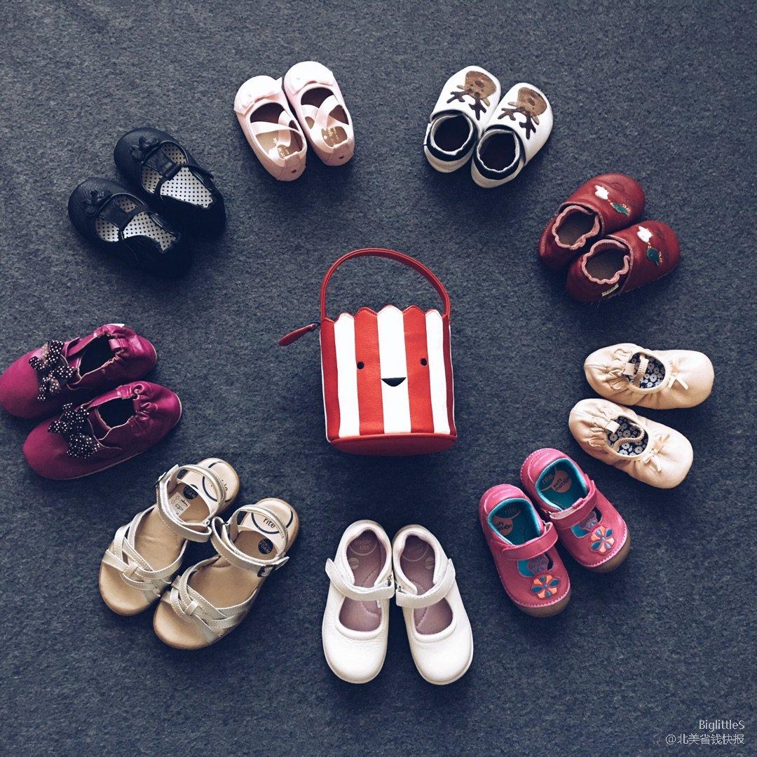 学步鞋如何选----来自一岁小鞋精...