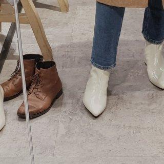 秋冬新鞋❤永远爱的Cream色调...