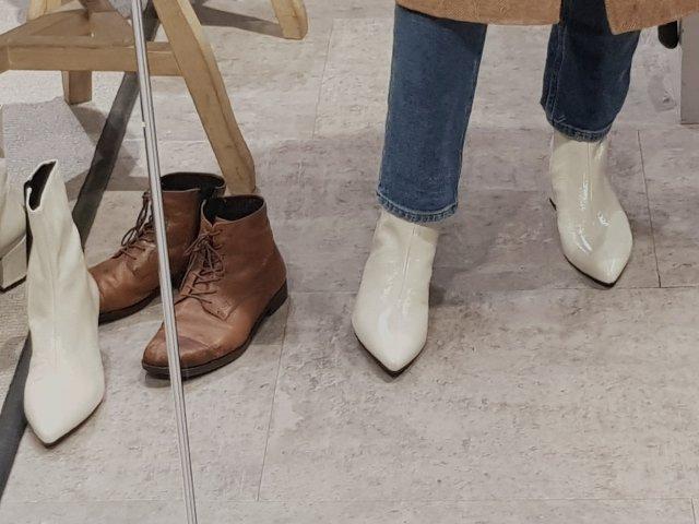 秋冬新鞋❤永远爱的Cream色调