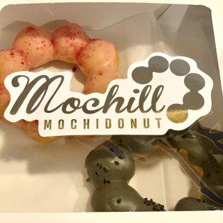 湾区探店 Mochill Donuts ...