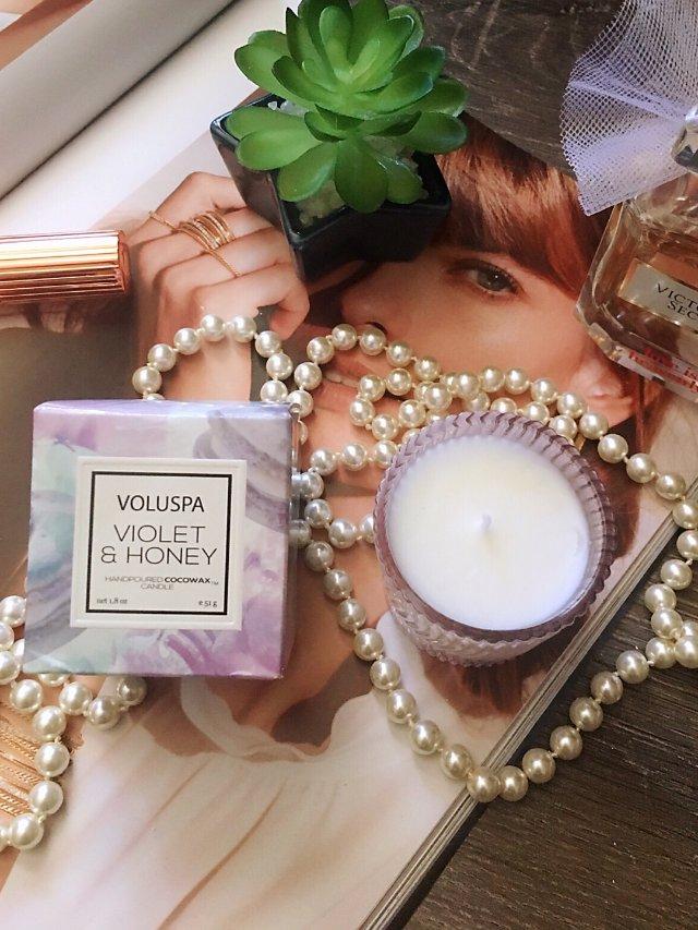 香蜜沉沉|属于紫罗兰的香氛世界