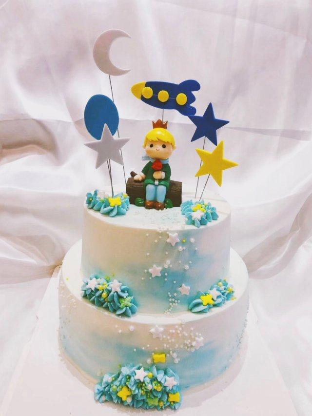 Day6. 4 小王子蛋糕