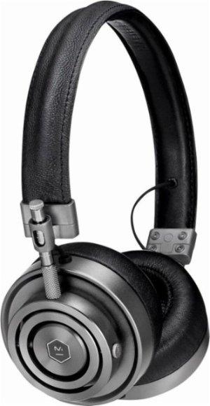 $129.98 (原价$299.98)Master&Dynamic MH30头戴式耳机 - 青铜色/黑色皮革