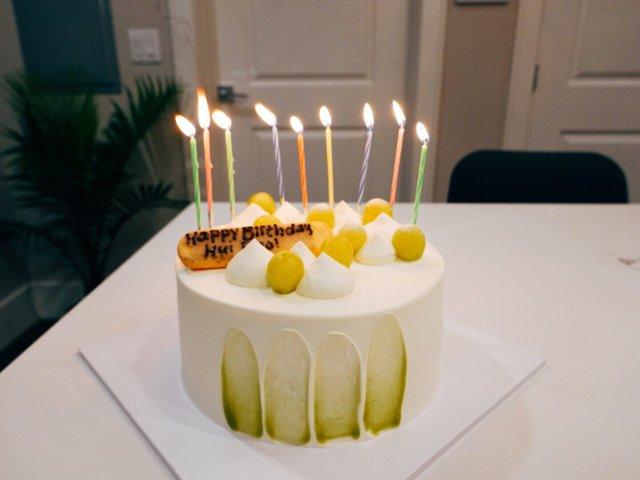 🎊巴黎贝甜生日蛋糕🎂