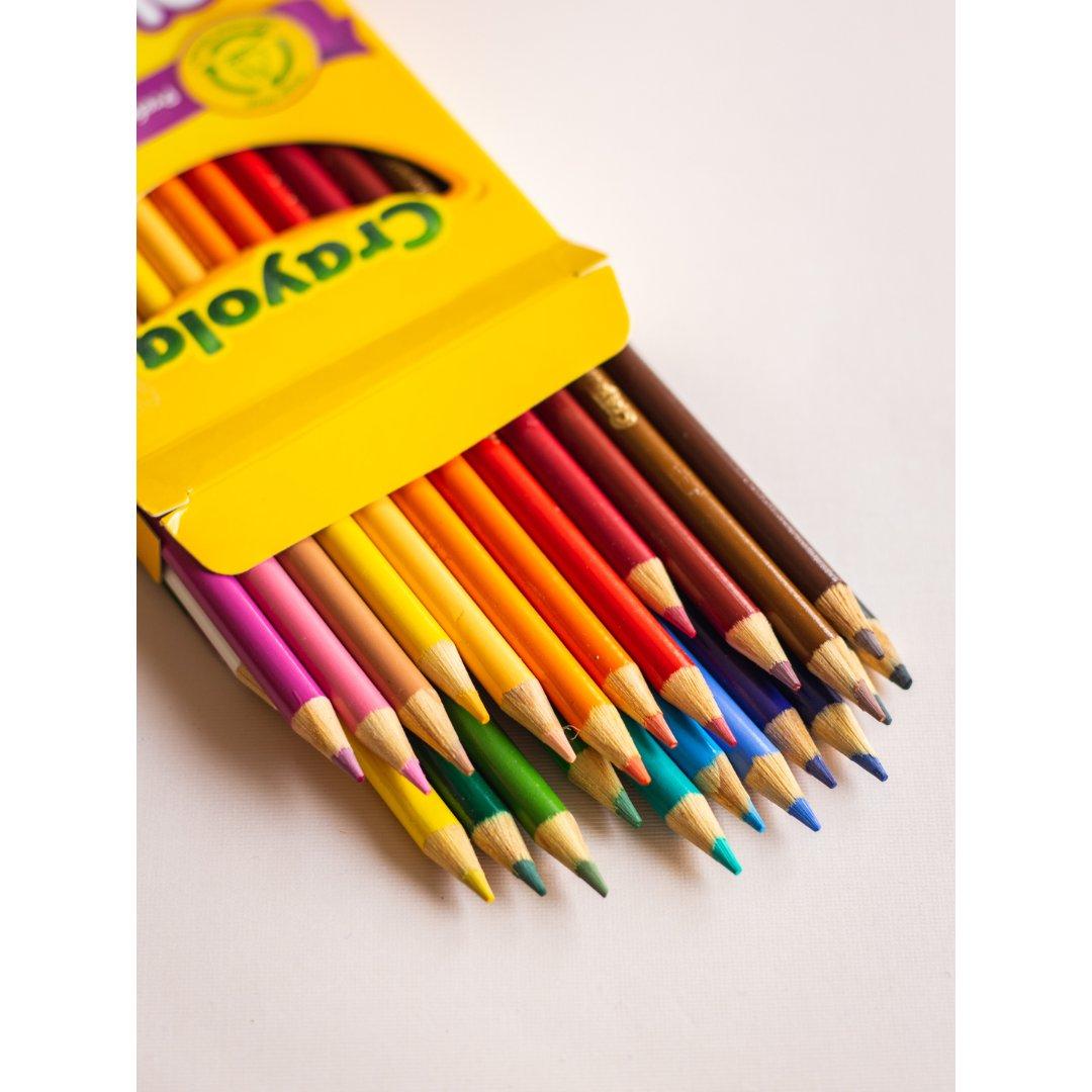 不分年龄的玩具   crayola...