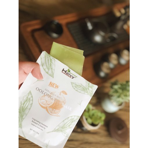 给肌肤灌一杯富含胶原蛋白的乌龙茶