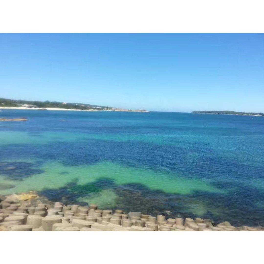 本科生活-澳洲悉尼美景之一Beach