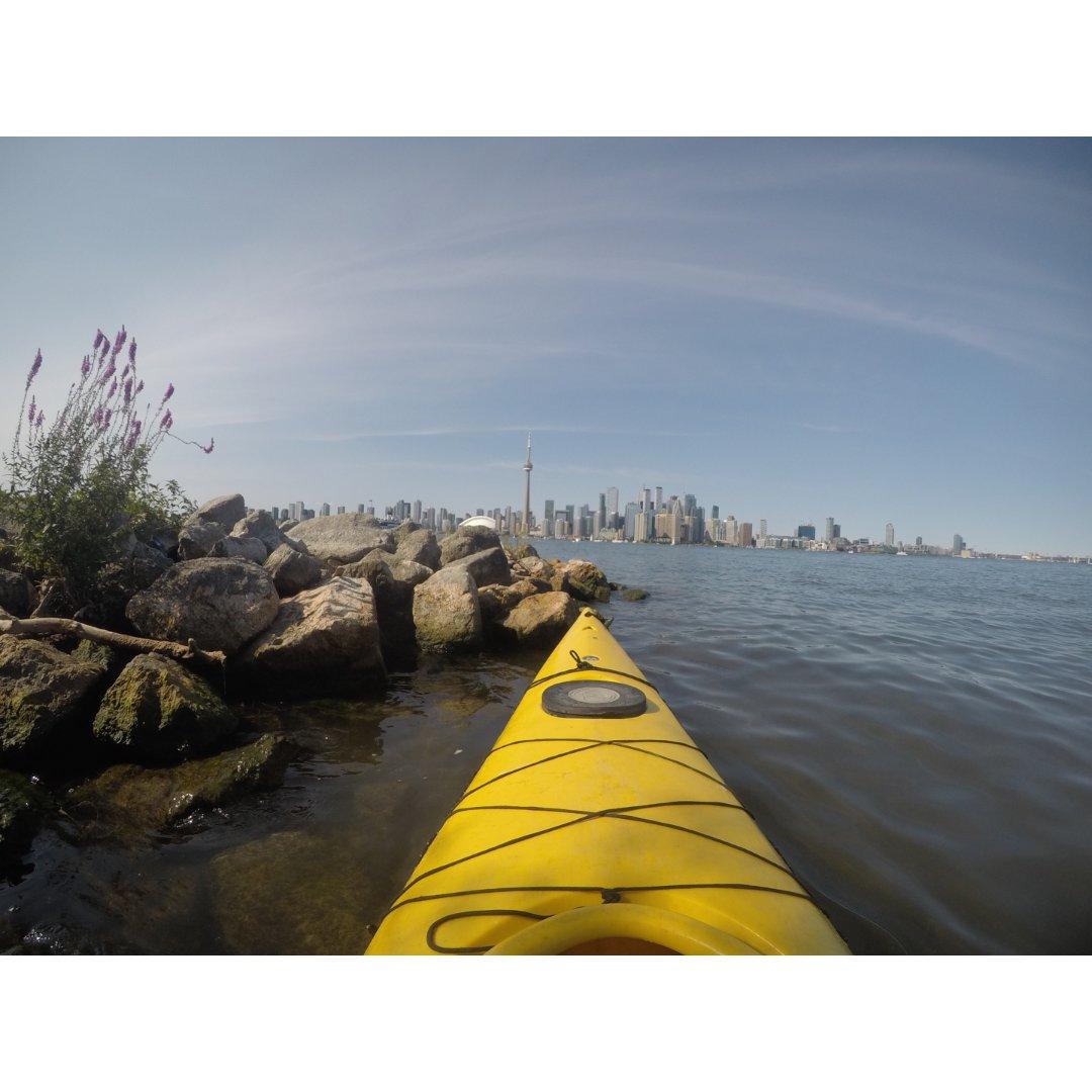 周末好去处,来Kayak吧!