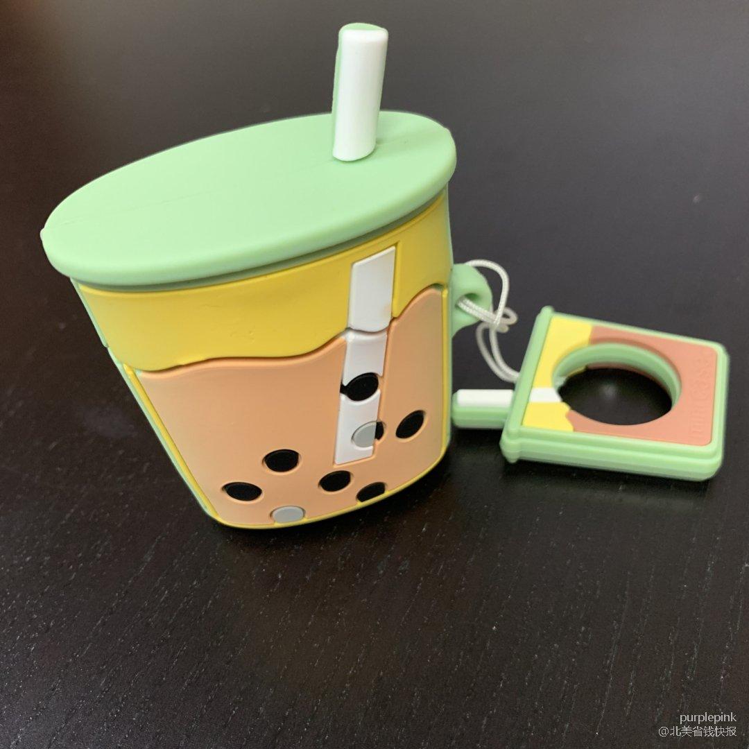 一杯奶茶价格都不到的可爱的AirP...