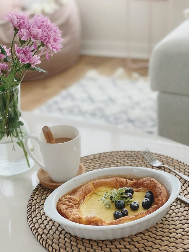 🎀 小长假从一份精致的早餐开始吧!