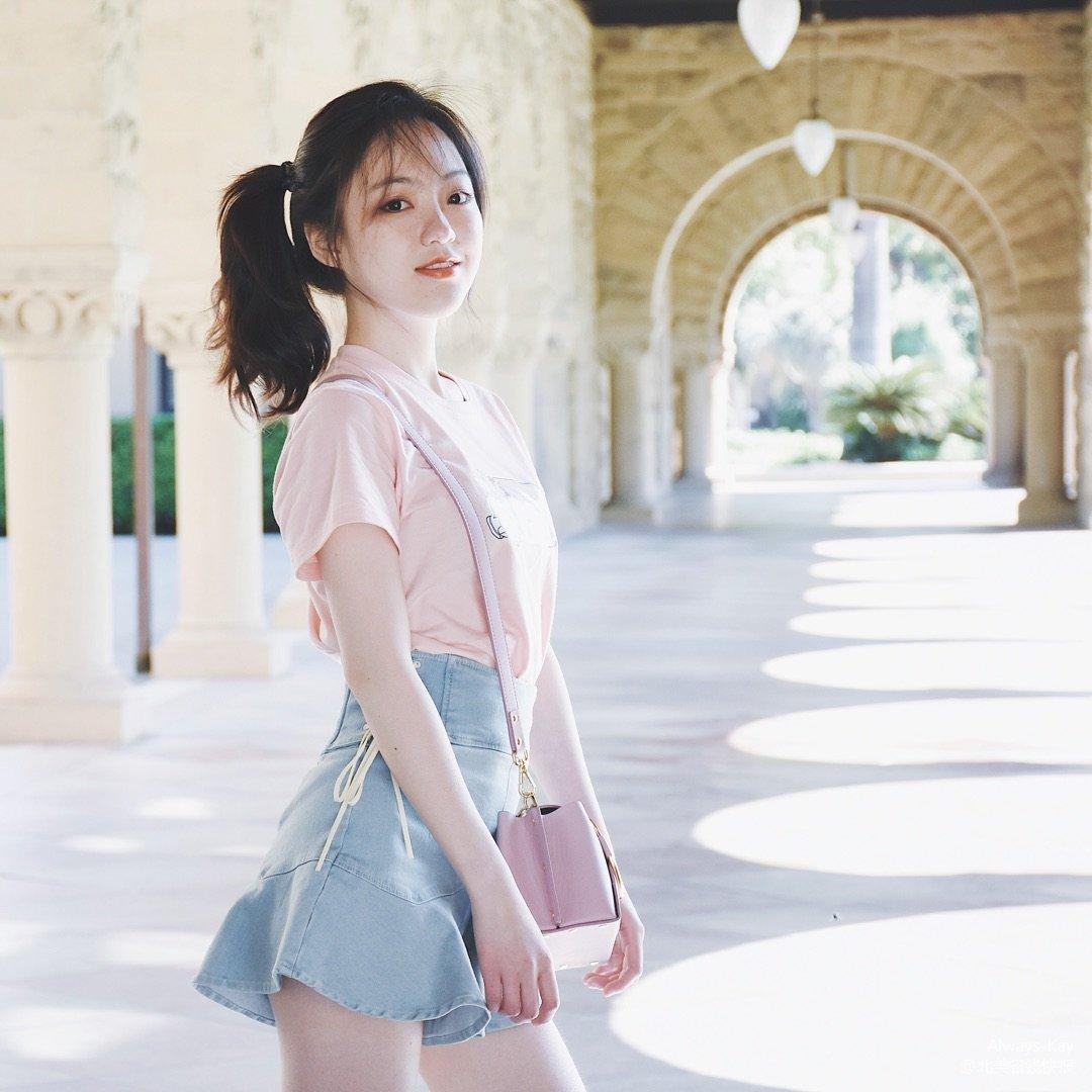 彩虹挑战第6天 E少女粉<br /...