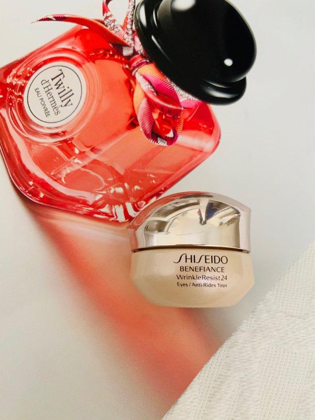 Shiseido去皱眼霜