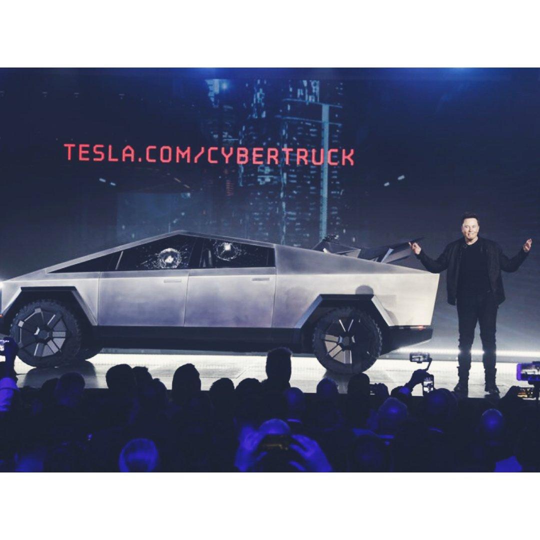 【黑五1.3】Tesla Cybe...