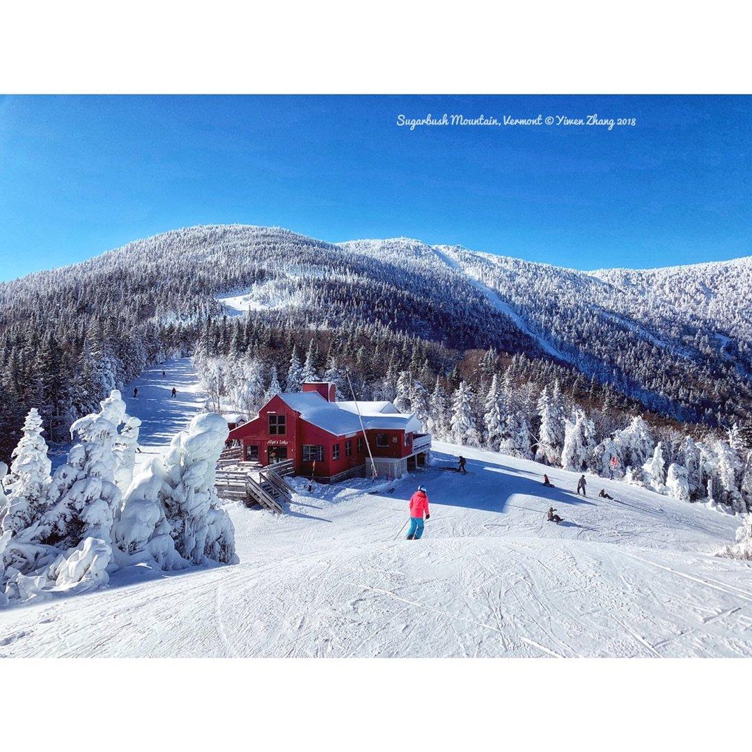 ⛷滑雪🏂+ 赏枫 | Sugarb...