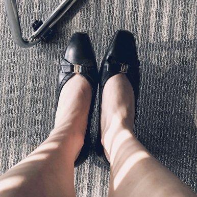 Sarno 蝴蝶结平底鞋