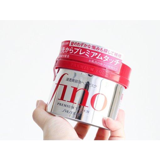 实用帖:资生堂Fino发膜的独家使用方法‼️