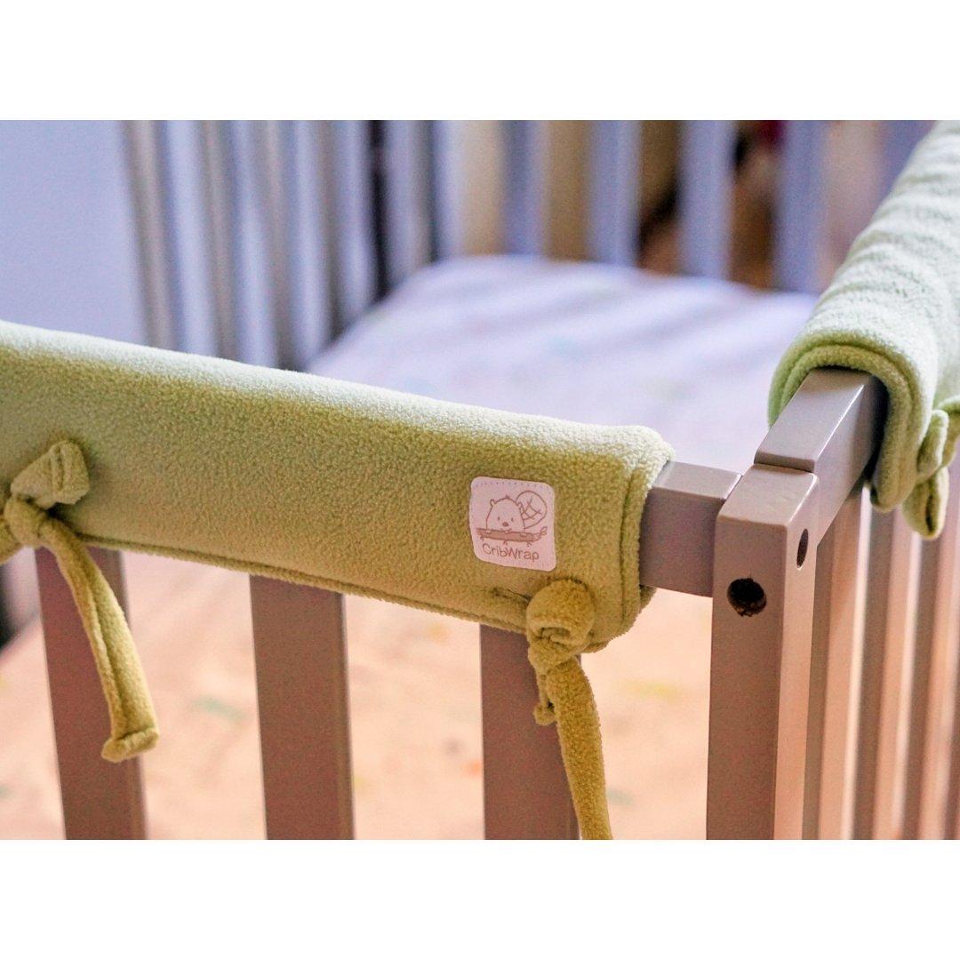 👶母婴产品推荐←Crib Rail保护罩