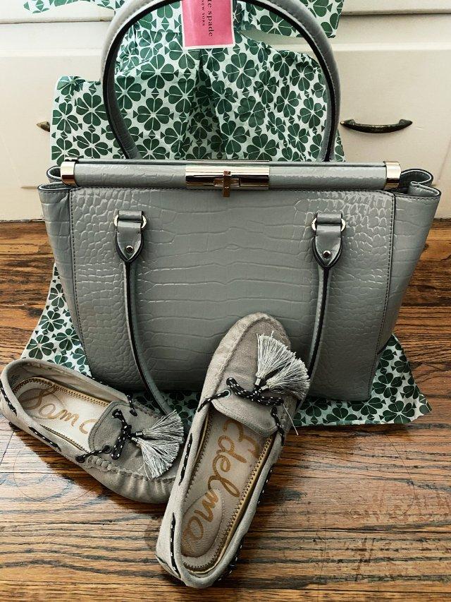 鞋包一個色(三)