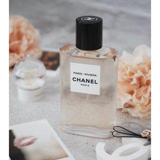 【微众测】Chanel 巴黎之水—Riviera