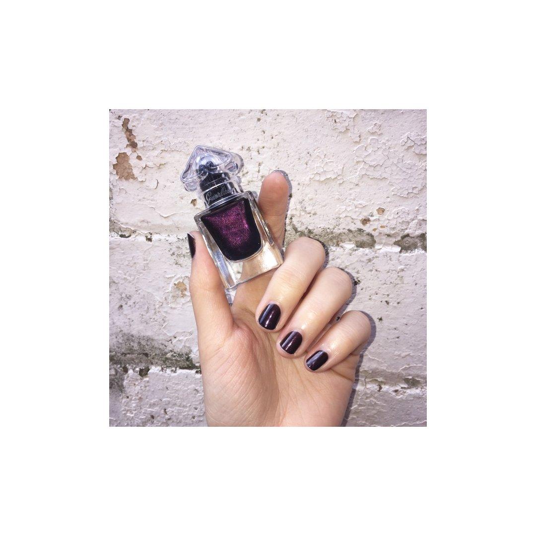 #我的指甲油#娇兰小黑裙007<b...