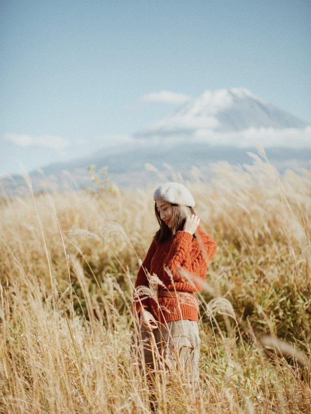 私藏富士山周边拍照绝佳景点