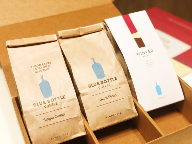 Blue Bottle节日礼盒
