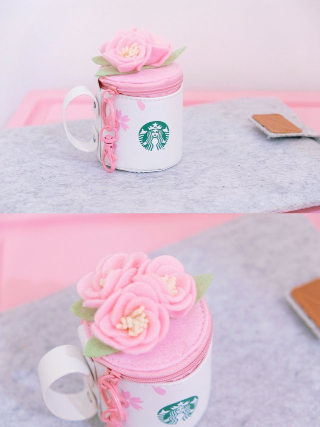 🌸  /  Starbucks 樱...