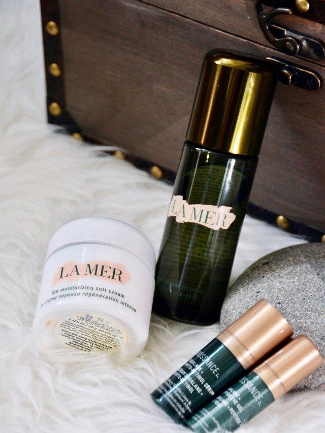 近期脸部护肤产品👉🏻LaMer+B...