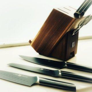 精致厨房生活,怎可缺少一把好刀