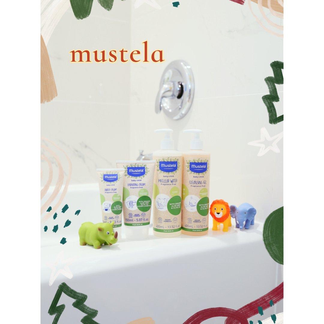 🇫🇷法国专业母婴护肤品牌|Must...