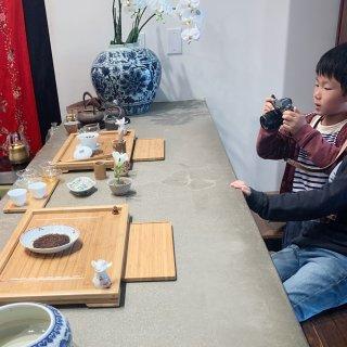 微众测 | Denomg茶室-闹市中的静谧