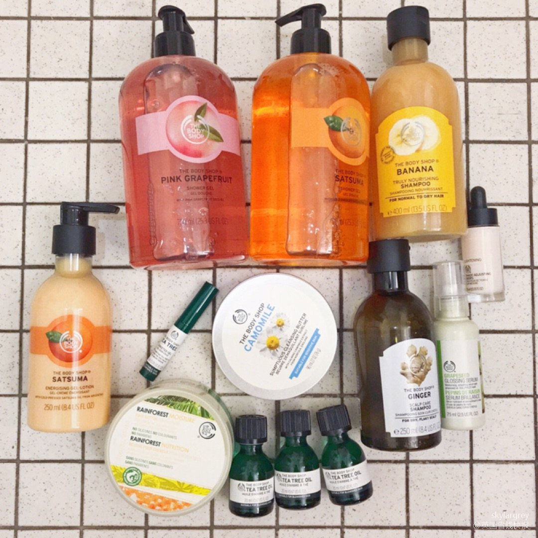 The Body Shop 美体小铺,The Body Shop 美体小铺,The Body Shop 美体小铺,The Body Shop 美体小铺