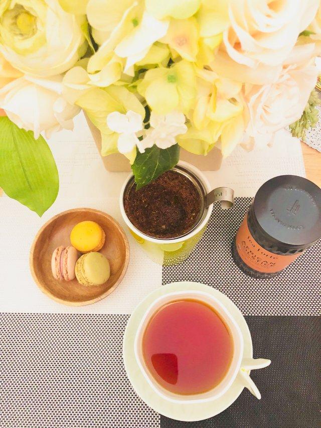 下午茶喝什么:Tea Forte ...