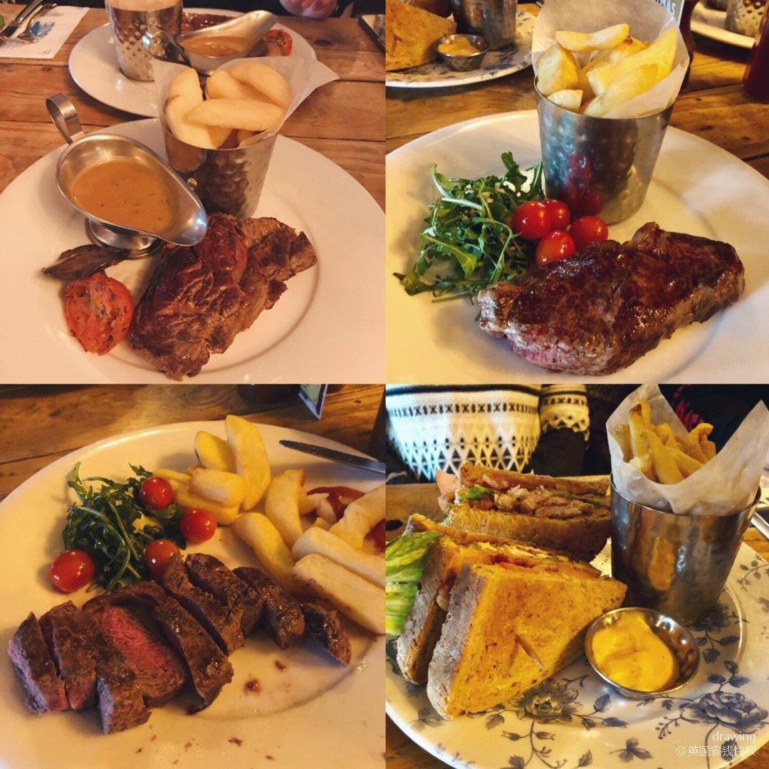 🇬🇧巴斯探店📍Cosy Club英式餐厅