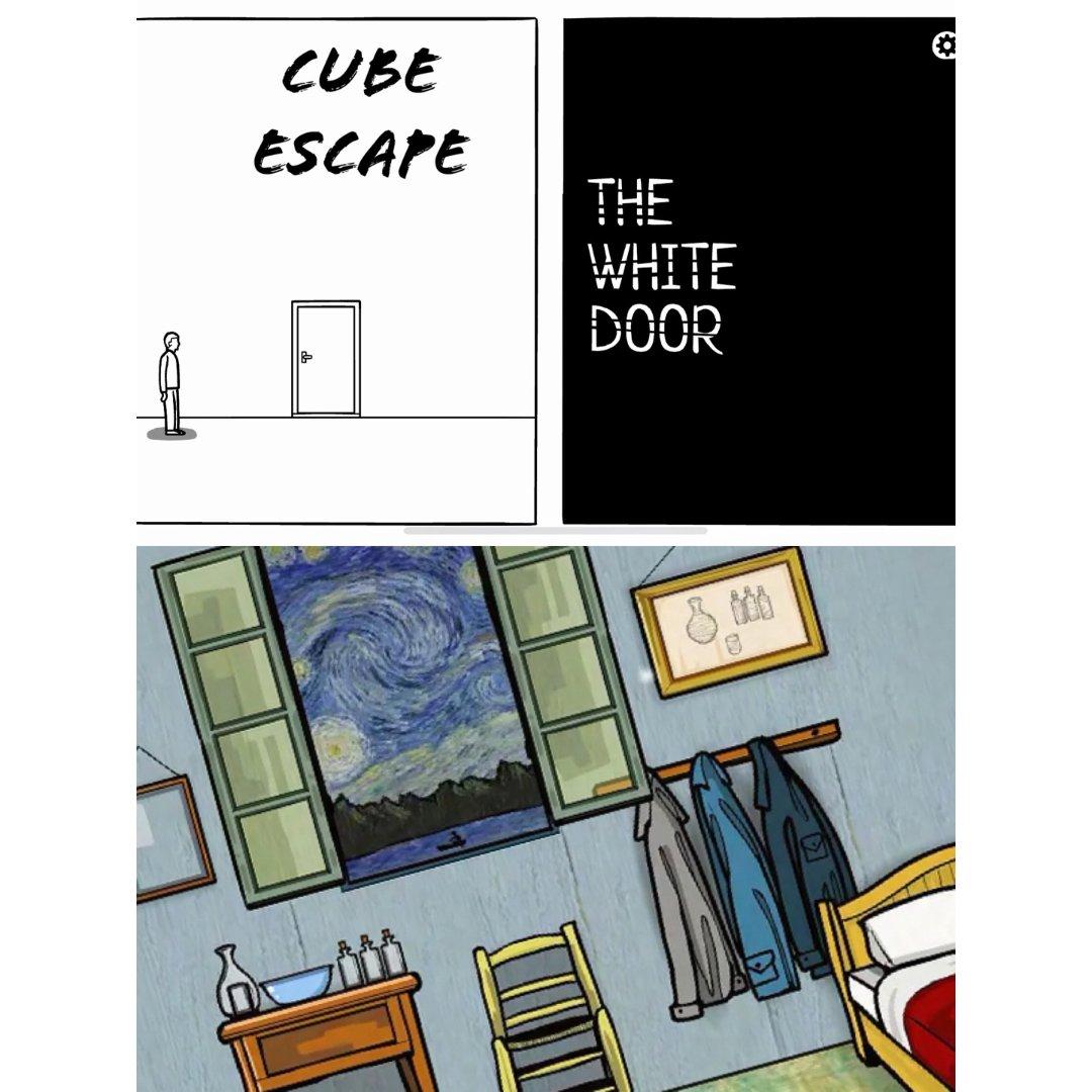 烧脑类游戏推荐:Cube Esca...