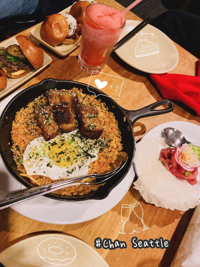 西雅图美食🍴新韩式餐厅 Chan ...