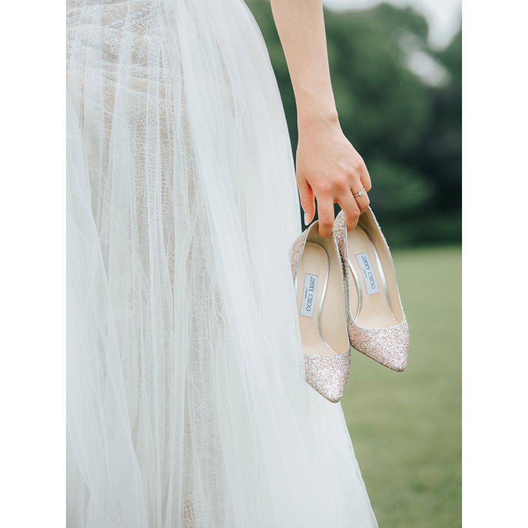 下半年愿望完结篇|分享三双婚鞋