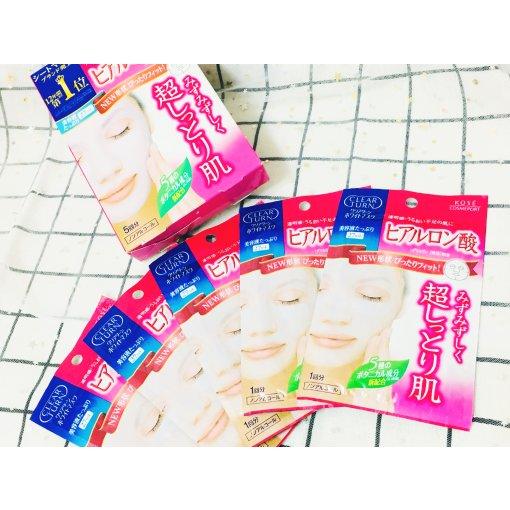 Kose 【Clear Turn玻尿酸面膜】