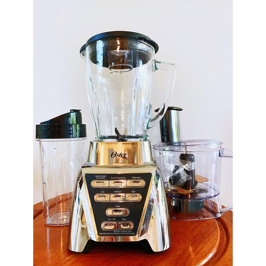 宅家 | DM第一次中奖 Oster榨汁...