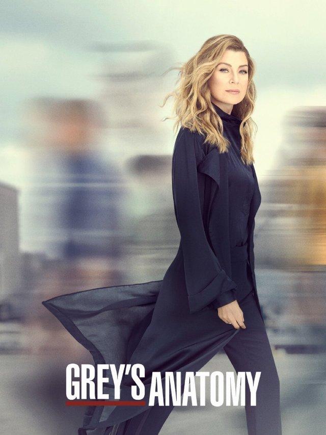 美剧推荐 Grey's Anatomy