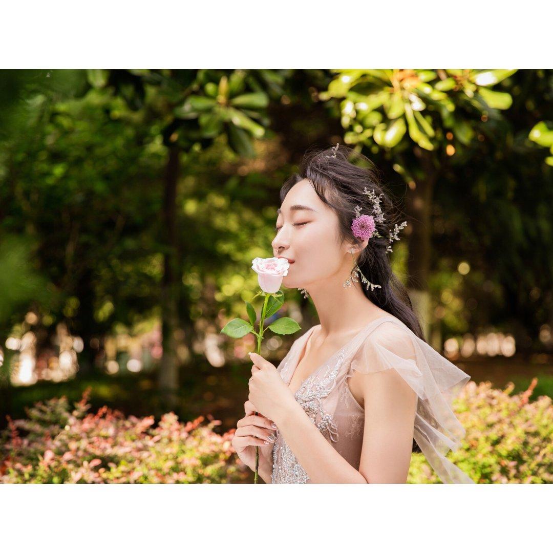 婚纱照拍照经验分享 | 我也当了一...
