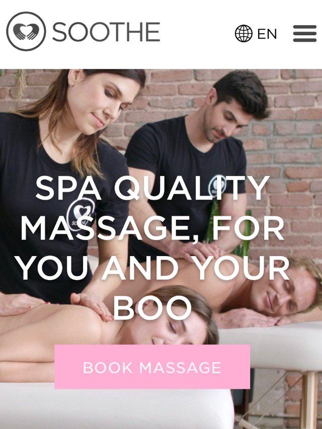 在家就能享受Massage!Soo...