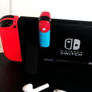 switch终于可以愉快的连接蓝牙耳机🎧拉